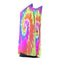Spiral Tie Dye V1 - Full Body Skin Decal Wrap Kit for Sony Playstation 5, Playstation 4, Playstation 3, & Controllers