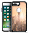 Sunny Blur Empire State - iPhone 7 or 7 Plus Commuter Case Skin Kit
