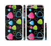 The Abstract Bright Colored Picks Sectioned Skin Series for the Apple iPhone 6/6s