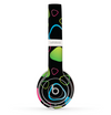 The Abstract Bright Colored Picks Skin Set for the Beats by Dre Solo 2 Wireless Headphones