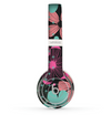 The Abstract Flower Arrangement Skin Set for the Beats by Dre Solo 2 Wireless Headphones