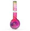 The Abstract Neon Paint Explosion Skin Set for the Beats by Dre Solo 2 Wireless Headphones