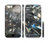 The Abstract Shattered Crystal Pattern Sectioned Skin Series for the Apple iPhone 6/6s