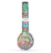 The Abstract Woven Color Pattern Skin Set for the Beats by Dre Solo 2 Wireless Headphones