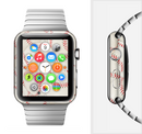 The Baseball Overlay Full-Body Skin Set for the Apple Watch
