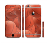 The Basketball Overlay Sectioned Skin Series for the Apple iPhone 6/6s