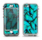 The Butterfly BackGround Flat Apple iPhone 5-5s LifeProof Nuud Case Skin Set