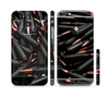 The Black Bullet Bundle Sectioned Skin Series for the Apple iPhone 6/6s