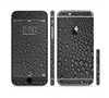 The Black Rain Drops Sectioned Skin Series for the Apple iPhone 6/6s