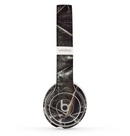 The Black Torn Woven Texture Skin Set for the Beats by Dre Solo 2 Wireless Headphones