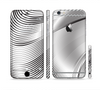 The Black and White Wavy Surface Sectioned Skin Series for the Apple iPhone 6/6s