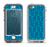 The Blue Anchor Collage V2 Apple iPhone 5-5s LifeProof Nuud Case Skin Set