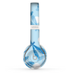 The Blue DragonFly Skin Set for the Beats by Dre Solo 2 Wireless Headphones