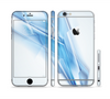 The Blue HD Glass Shard Sectioned Skin Series for the Apple iPhone 6/6s Plus