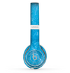 The Blue Ice Surface Skin Set for the Beats by Dre Solo 2 Wireless Headphones