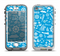 The Blue Nautical Collage Apple iPhone 5-5s LifeProof Nuud Case Skin Set