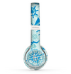 The Blue Nautical Collage V5 Skin Set for the Beats by Dre Solo 2 Wireless Headphones