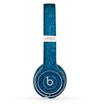 The Blue Sparkly Glitter Ultra Metallic Skin Set for the Beats by Dre Solo 2 Wireless Headphones