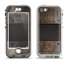 The Bolted Metal Sheets Apple iPhone 5-5s LifeProof Nuud Case Skin Set