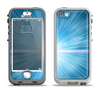The Bright Blue Light Apple iPhone 5-5s LifeProof Nuud Case Skin Set