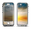 The Bright Blurred Sunset Apple iPhone 5-5s LifeProof Nuud Case Skin Set