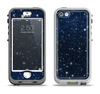 The Bright Starry Sky Apple iPhone 5-5s LifeProof Nuud Case Skin Set