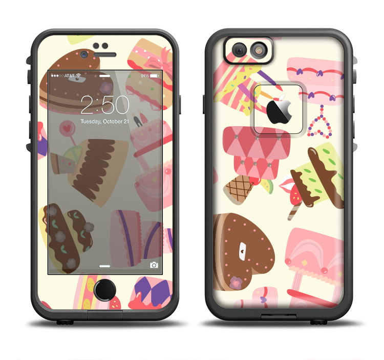 iphone 6 case sweets