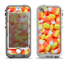 The Candy Corn Apple iPhone 5-5s LifeProof Nuud Case Skin Set