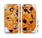 The Chocolate Chip Cookie Sectioned Skin Series for the Apple iPhone 6/6s Plus