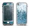 The Circle Pattern Silver Sequence Apple iPhone 5-5s LifeProof Nuud Case Skin Set