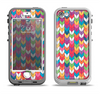 The Color Knitted Apple iPhone 5-5s LifeProof Nuud Case Skin Set