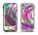 The Color Strokes Apple iPhone 5-5s LifeProof Nuud Case Skin Set