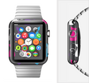 The Color Vector Cat Collage Full-Body Skin Set for the Apple Watch