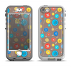 The Colored Buttons and Needles Apple iPhone 5-5s LifeProof Nuud Case Skin Set