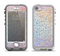 The Colorful Confetti Glitter Sparkle Apple iPhone 5-5s LifeProof Nuud Case Skin Set