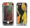 The Colorful Pencil Vines Apple iPhone 5-5s LifeProof Nuud Case Skin Set