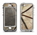 The Cracked Wooden Stump Apple iPhone 5-5s LifeProof Nuud Case Skin Set