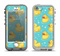 The Cute Rubber Duckees Apple iPhone 5-5s LifeProof Nuud Case Skin Set
