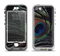 The Dark Peacock Spread Apple iPhone 5-5s LifeProof Nuud Case Skin Set