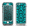 The Delicate Pattern Blank Apple iPhone 5-5s LifeProof Nuud Case Skin Set