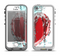 The Drenched 3D Icon Apple iPhone 5-5s LifeProof Nuud Case Skin Set