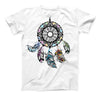The Fancy Dreamcatcher ink-Fuzed Unisex All Over Full-Printed Fitted Tee Shirt