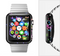 The Glowing Neon Bubbles Full-Body Skin Set for the Apple Watch