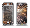 The Gold Distracted Mercury Apple iPhone 5-5s LifeProof Nuud Case Skin Set