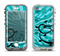 The Green Rays with Vines Apple iPhone 5-5s LifeProof Nuud Case Skin Set