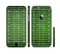 The Green Turf Football Field Sectioned Skin Series for the Apple iPhone 6/6s Plus
