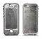 The Grunge Gray Surface Apple iPhone 5-5s LifeProof Nuud Case Skin Set