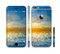 The Hammered Sunset Sectioned Skin Series for the Apple iPhone 6/6s Plus