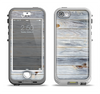 The Light Tinted Wooden Planks Apple iPhone 5-5s LifeProof Nuud Case Skin Set