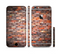 The Multicolor Highlighted Brick Wall Sectioned Skin Series for the Apple iPhone 6/6s Plus
